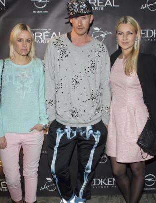 Se hvordan kjendisene har kledd seg p� Oslo Fashion Week de siste 10 �rene