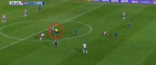Real Madrid m�tte slite for seieren, etter at dommeren bestemte seg for � st� i veien