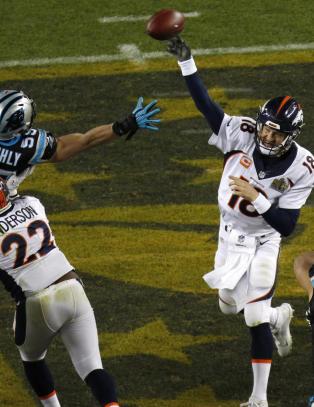 Vanvittig avslutning da Broncos vant Super Bowl