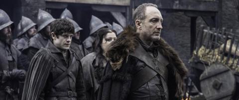 �Game of Thrones�-skurk dukket opp i �Mammon�