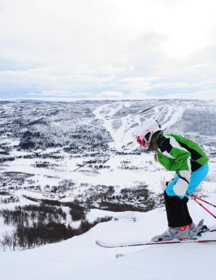 Liker du b�de ski og kos er Geilo en av landets mest komplette vinterdestinasjoner