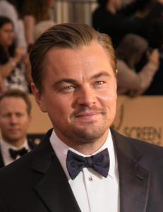Leonardo DiCaprio kaprer �hemmelig� storrolle