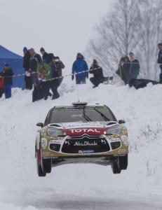 V�r-krise: Rally Sweden avlyser etapper i Norge