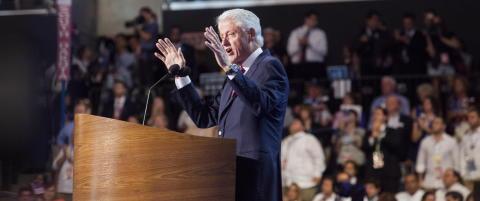 Hva Clintons feilgrep kan l�re oss om � unng� skyh�ye topplederl�nninger.