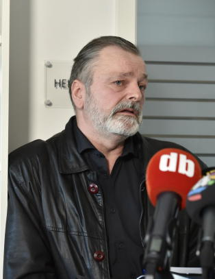 Eirik Jensen tiltalt for innf�rsel av 13,9 tonn hasj siden 2004