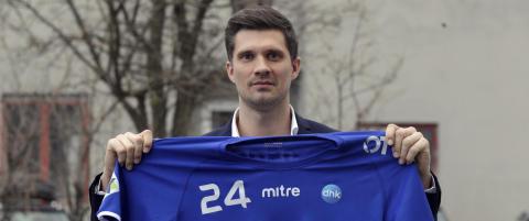 Kristian Kjelling blir ny trener i Drammen