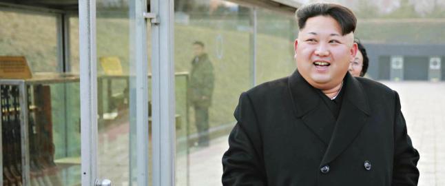 Kina og USA m� bli enige om en Asia-politikk f�r de kan temme Nord-Korea