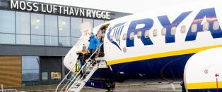 Det eneste positive med flyseteavgiften er at Ryanair forsvinner