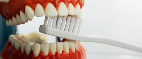 Det er langt i fra bare tennene som gj�r at du skal ta vare p� munnen