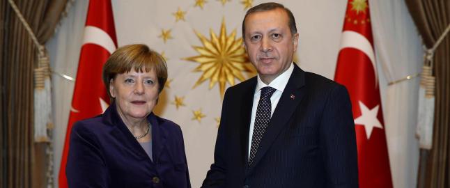 Tyrkia f�r ingen �tampong� i Syria og EU f�r ingen �tampong� i Tyrkia