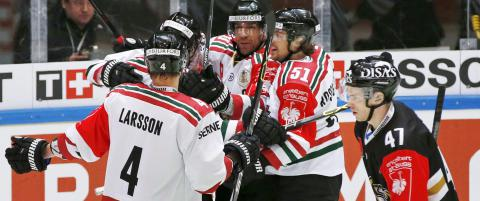 Mats Rosseli-Olsen vant mesterligaen i ishockey