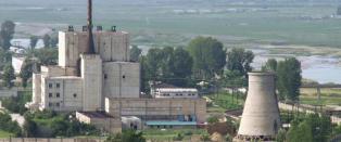Her er anlegget som er sentralt i Nord-Koreas atomplan. Det er bare et sp�rsm�l om tid
