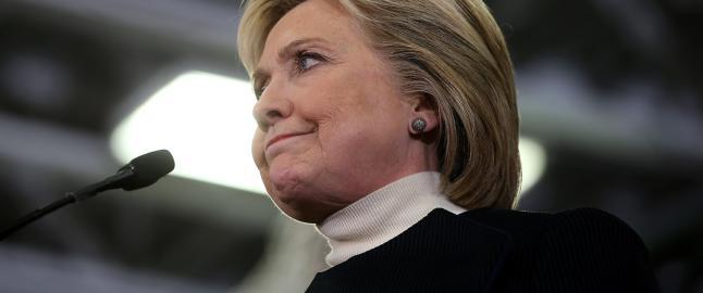 Hillarys vonde mareritt