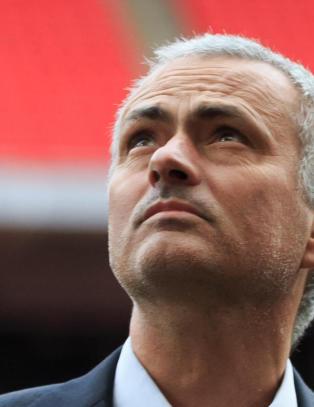 Hevder Mourinho er klar for United neste sesong