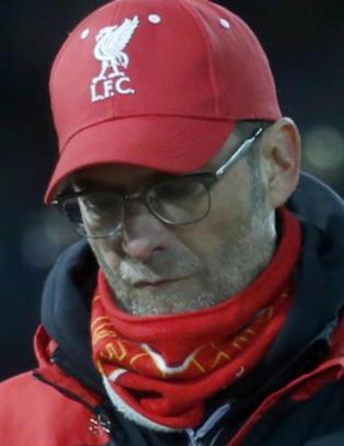 Skuffet Klopp s� Liverpool feile igjen: - Vi var det beste laget