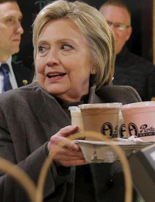 - Et katastrofalt valg for Hillary i natt