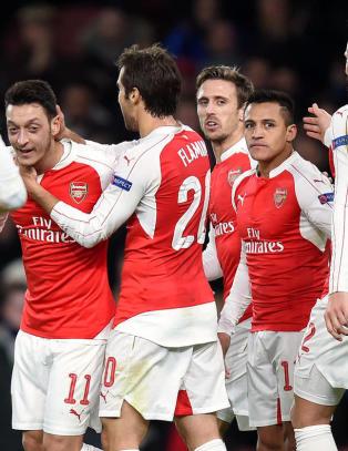 - Jeg elsker at Arsenal hentet feil mann