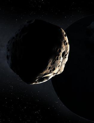 Asteroide passerer sv�rt n�r jorda om tre uker