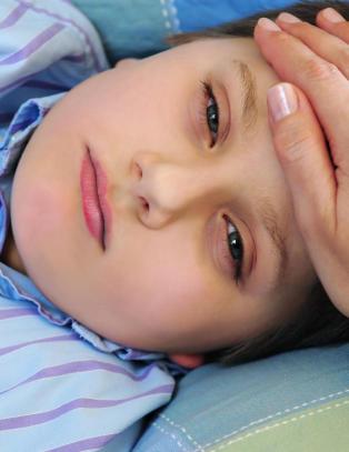Kj�rlighet er � g� ut med s�pla og st� opp om natta med sjuke unger