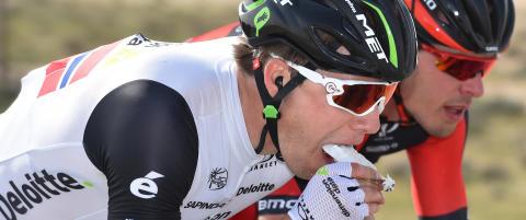Boasson Hagen ny leder etter sterk temposeier