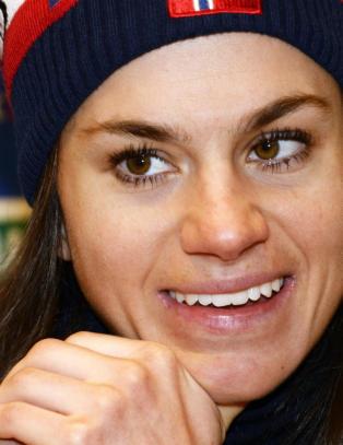 Heidi Weng st�r over Stockholm-sprinten