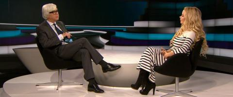 NRK f�r Sophie Elise-refs: - Ynkelig, sier Ole Torp