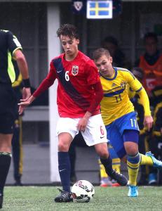 R�slers s�nn dropper England - velger Norge
