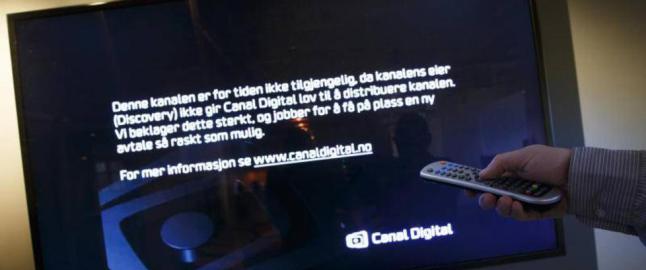 Canal Digital: - Bevegelser i riktig retning