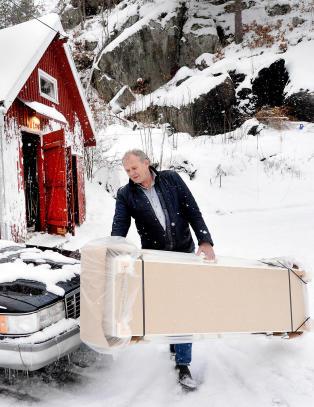 Tilbyr billigbegravelser:- Det er for dyrt � d� i Norge