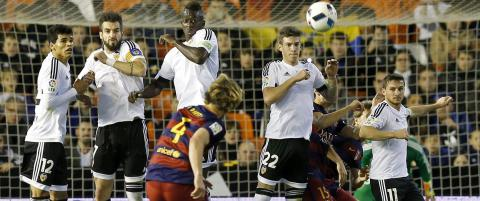 Barcelona satte ny rekord