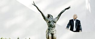 Ringnes med ny skulpturpark til hemmelig millionbel�p
