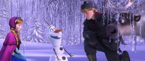 �Frost� blir musikal
