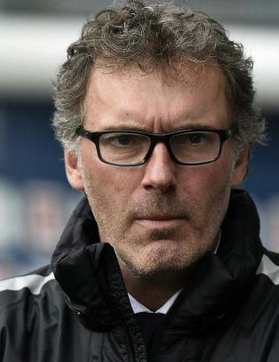Laurent Blanc forlenger med PSG til 2018