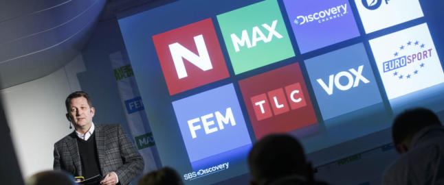 Enighet mellom Canal Digital og Discovery