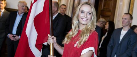 Refser tennisstjerne som OL-flaggb�rer: - Jeg er forbauset