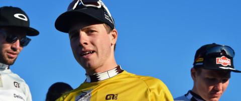Boasson Hagen mistet tr�ya etter punktering