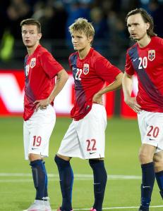 Hvor urettferdig var det at Celina ikke fikk spille for Norge?
