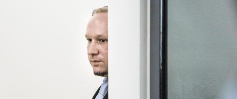 Frykter Breivik skal sende kodede beskjeder til st�ttespillere om forklaringen hans kringkastes