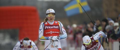 Falla knuste Stina Nilsson og overtok ledelsen i verdenscupen