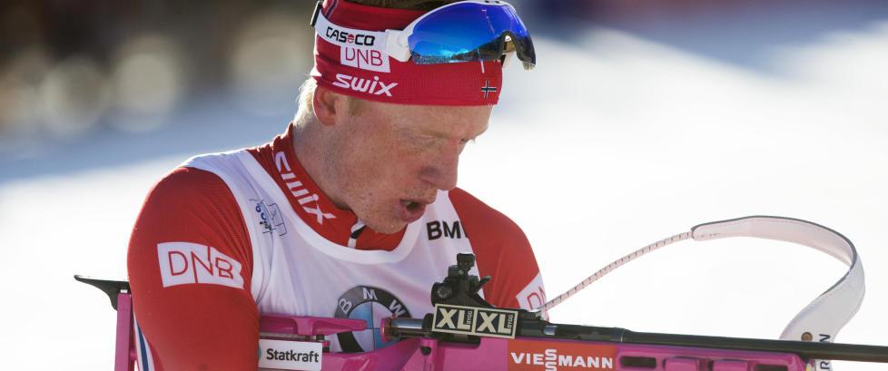 Johannes Thingnes B� utklasset konkurrentene