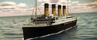 Skal sj�sette Titanic II i 2018, dersom alt g�r etter planen