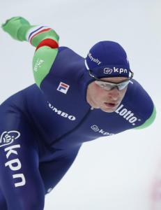 Kramer innledet VM med banerekord og gull