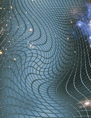 - Ved hjelp av gravitasjonsb�lger forventer vi � f�r eller siden kunne se selve �Big Bang�