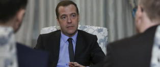 Medvedev frykter ny verdenskrig