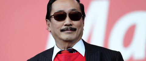 Cardiff-eier ba spillerne v�re som  �stygge menn med vakre koner�