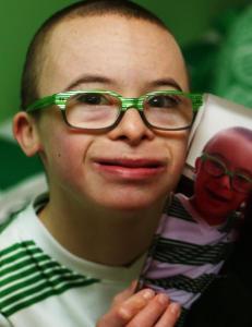 Nettroll hetset Jay (12). S� fikk han et m�te han aldri glemmer