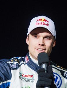 Mikkelsen med god start p� Rally Sverige