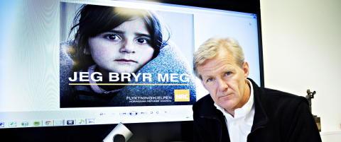 Jan Egeland skal lede Syria-gruppe