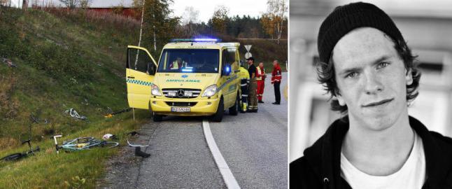 42-�ring tok livet av Petter (22) da han kj�rte i fylla - d�mt til fengsel i to �r