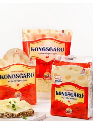 Synn�ve Finden nektes � selge sin nye ost